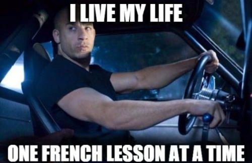 בגרות בצרפתית